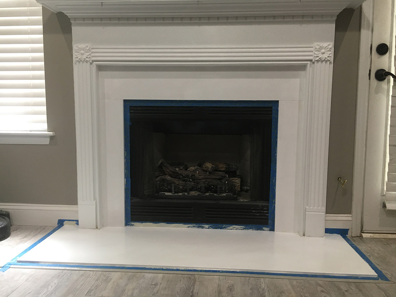 Priming the mantle