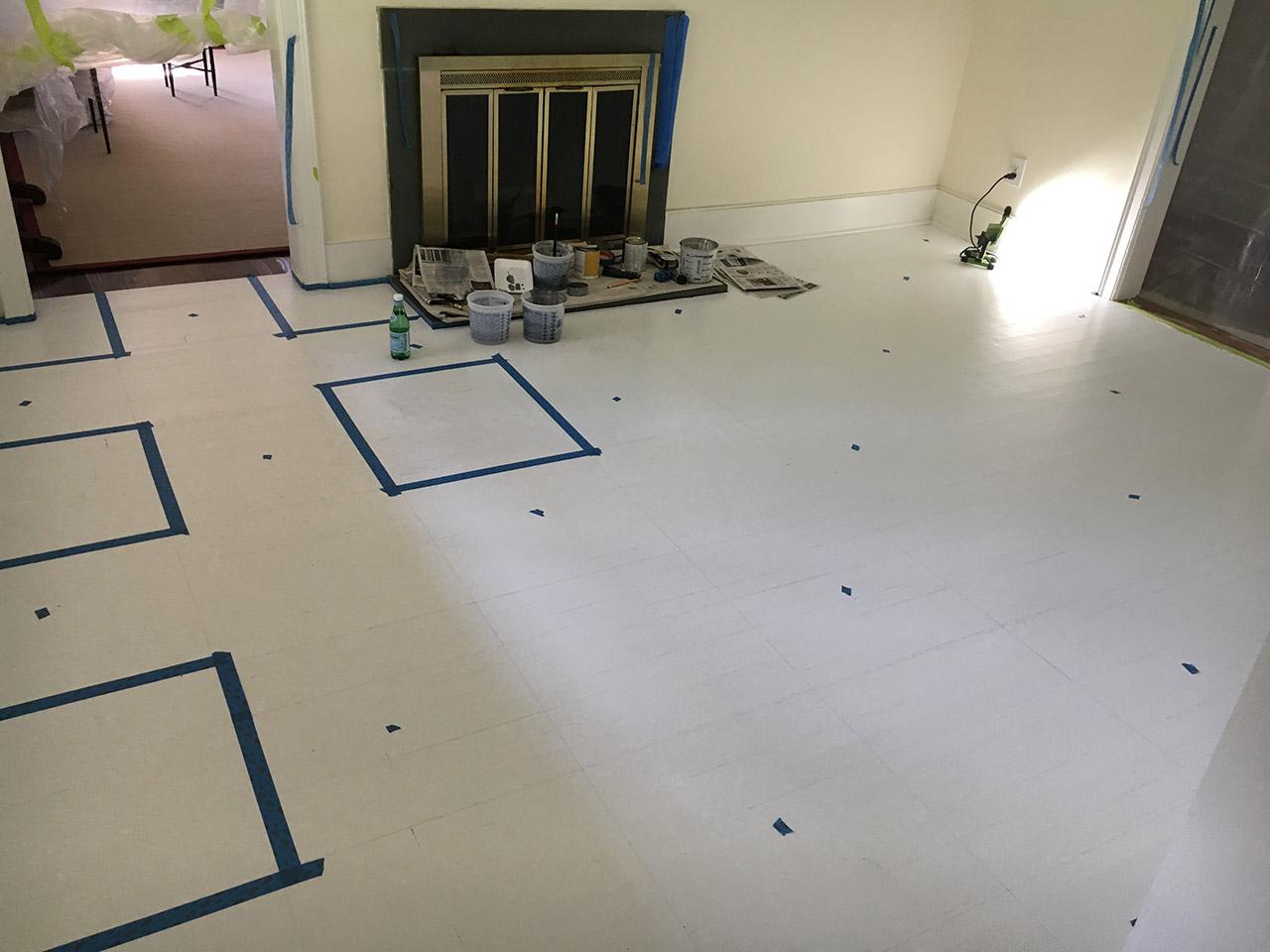 Marble Floor Layout